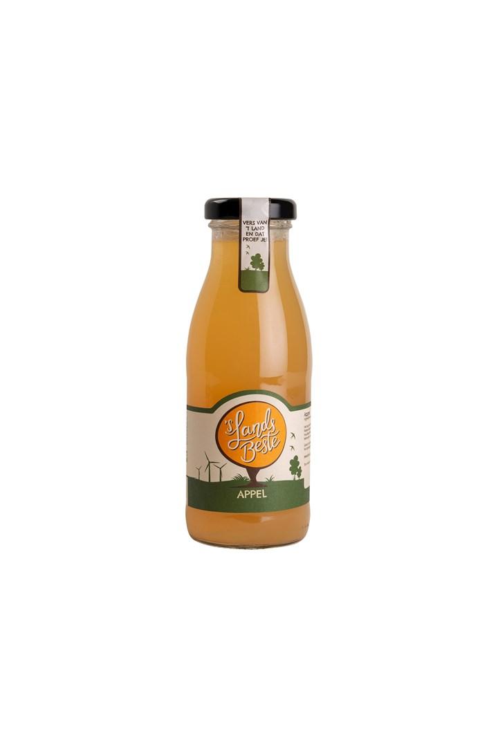 Productafbeelding sLandsBeste Appel, fles 0,25L
