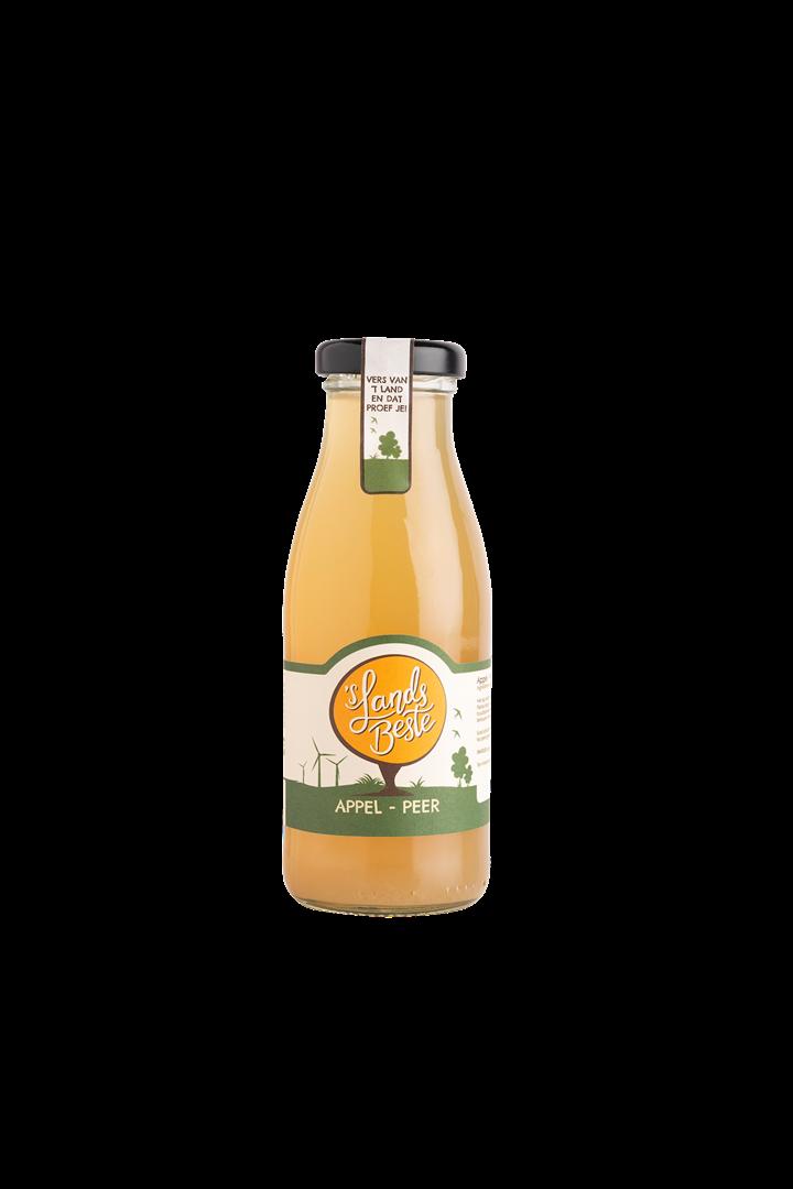 Productafbeelding sLandsBeste Appel Peer, fles 0,25L