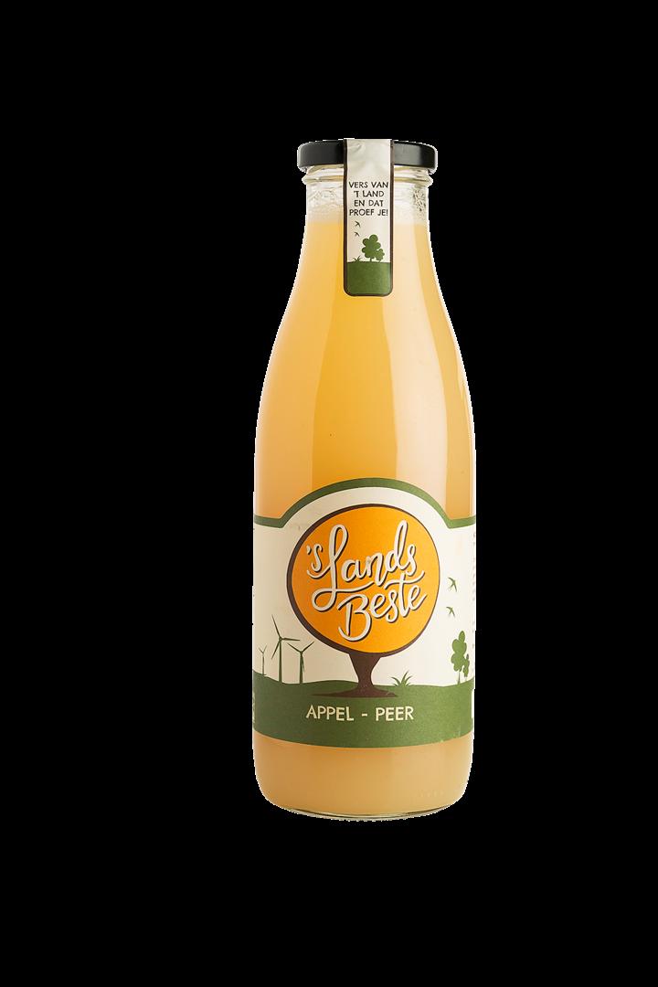 Productafbeelding sLandsBeste Appel Peer, fles 0,75L