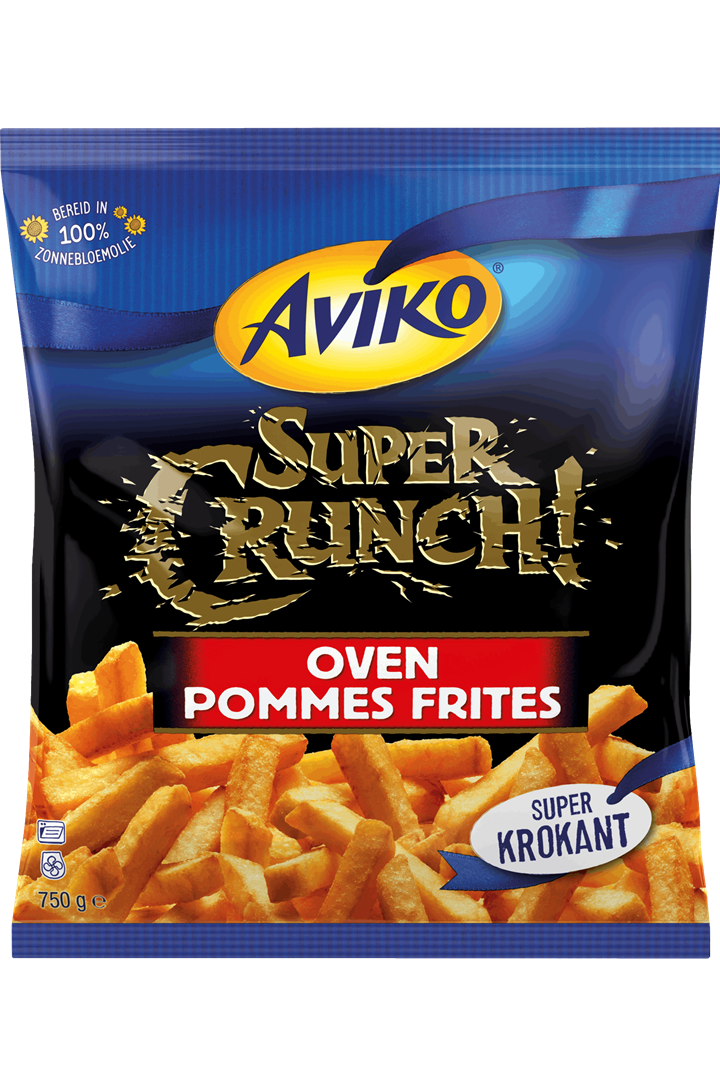 Productafbeelding Aviko Super Crunch Oven Frites 750g