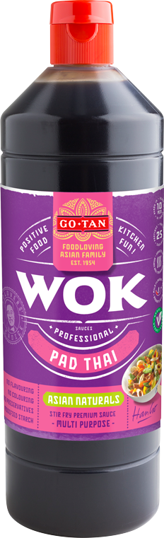 Productafbeelding Go-Tan Woksaus Pad Thai 1000ml Asian Naturals