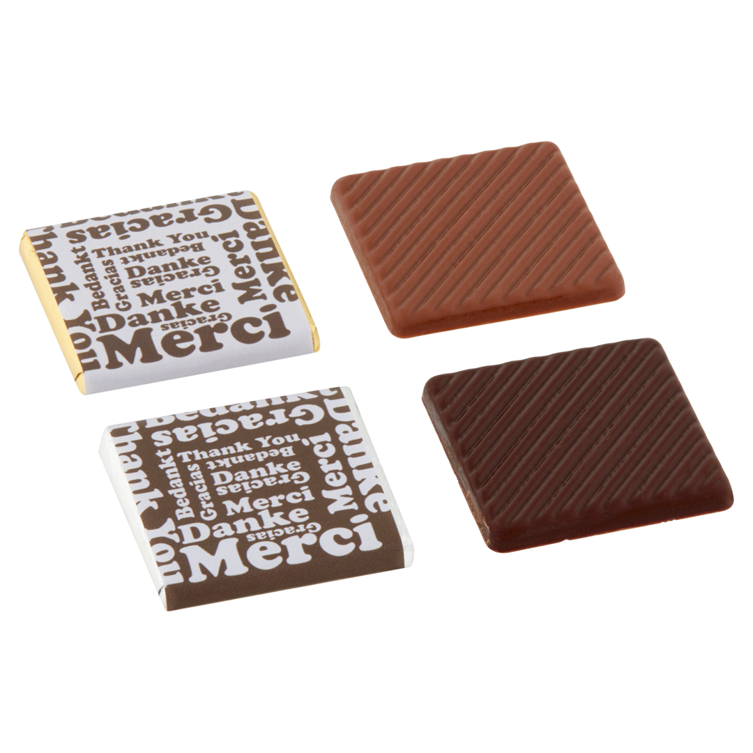 Productafbeelding All Thanks chocolade assortiment 400x4,5g
