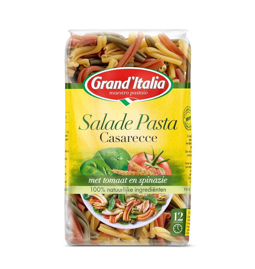 Productafbeelding Grand'Italia Tarwepasta Salade Casarecce 500 g Zak