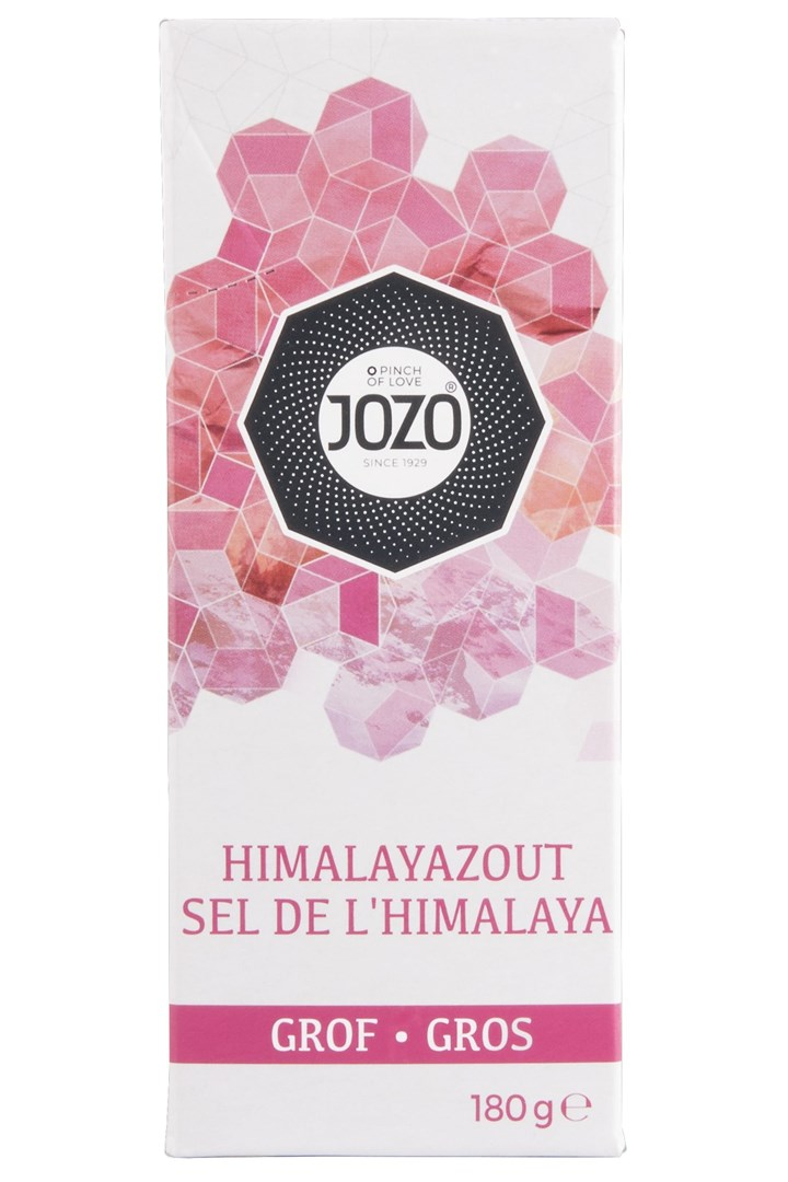 Productafbeelding JOZO Himalayazout Grof Navulverpakking 180 g