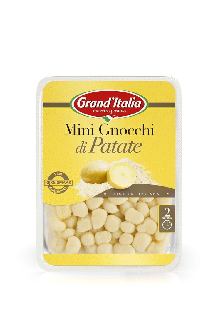 Productafbeelding Grand'Italia Mini Gnocchi 500 g Tray