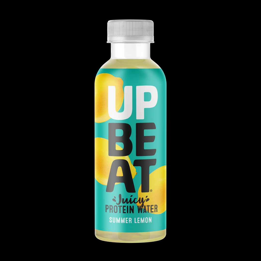 Productafbeelding UPBEAT FRUIT JUICE DRINK SUMMER LEMON 500 ML FLES
