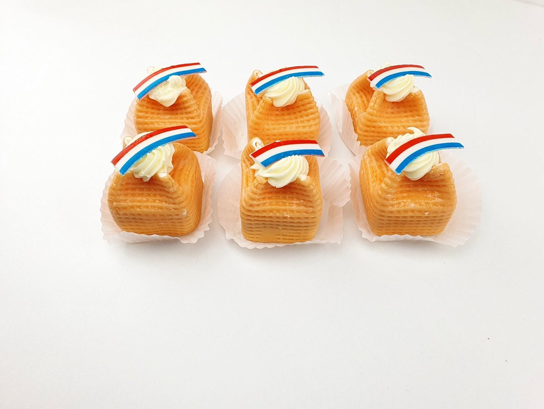 Productafbeelding Mini Kasteeltje Oranje