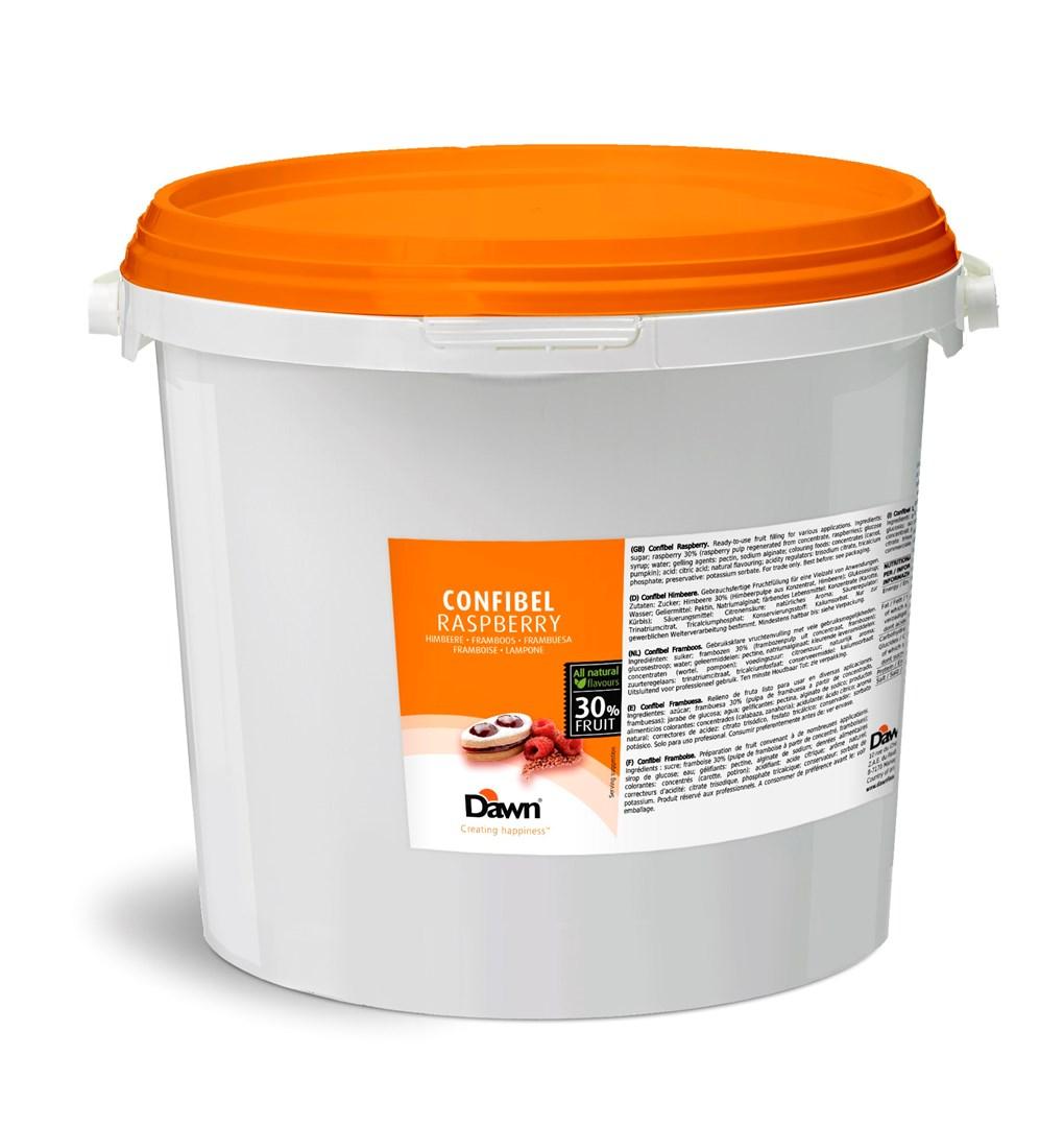 Productafbeelding Dawn Confibel Framboos 6.5 kg emmer