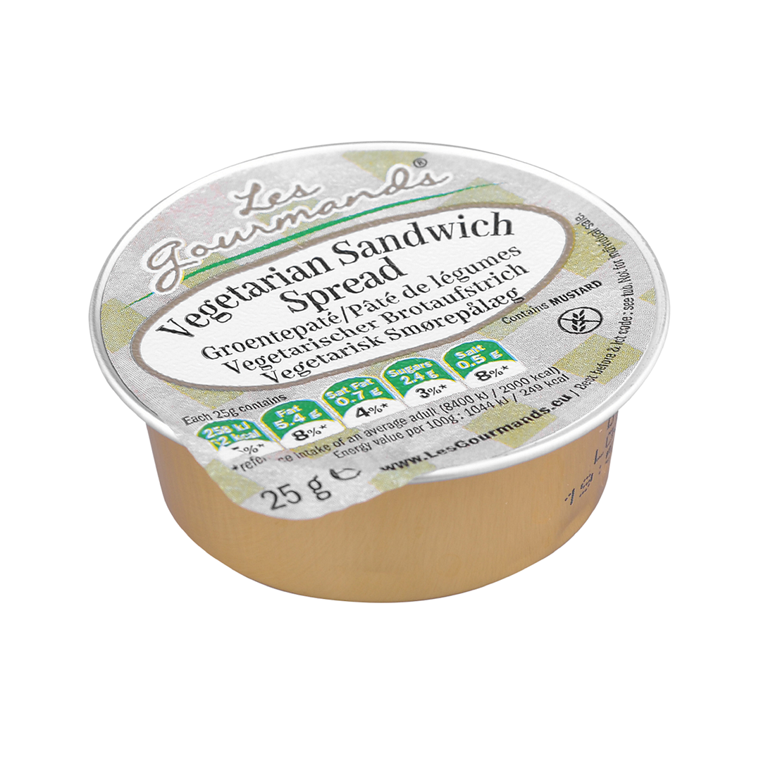 Productafbeelding Sandwich spread in cup 45x25g
