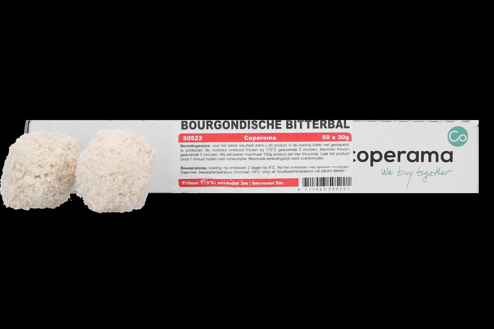 Productafbeelding UNBRANDED BITTERBAL RU BOURGONDISCH doos