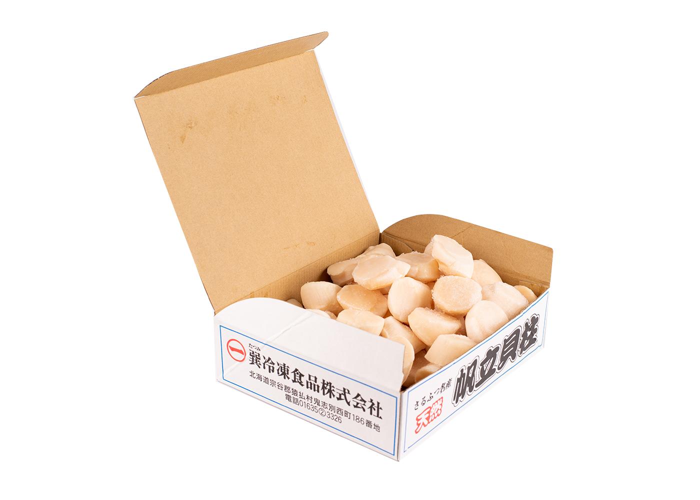 Productafbeelding JAPANSE COQUILLES TERAMOTO S4 23-27 DOOS 1KG DIEPVRIES