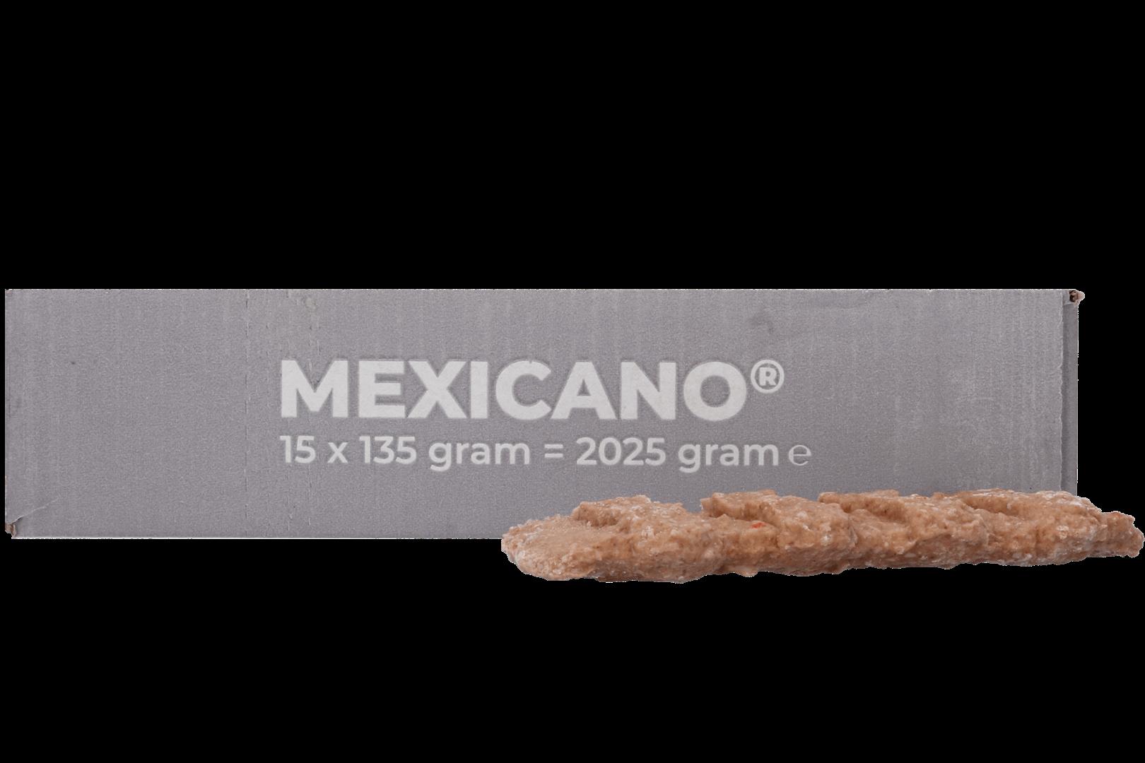 Productafbeelding UNBRANDED MEXICANO 15X135G doos