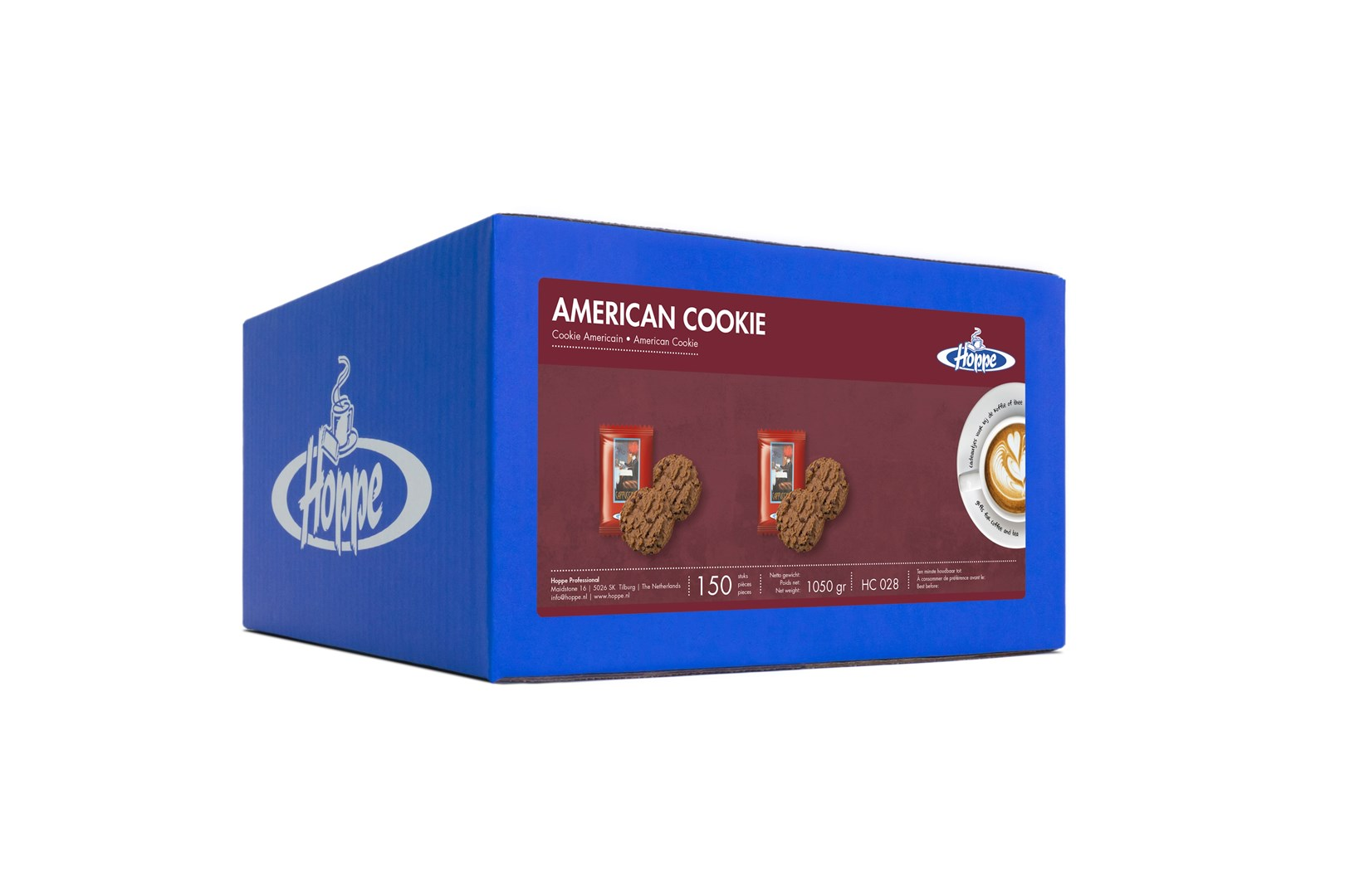 Productafbeelding RB American choc chip cookies