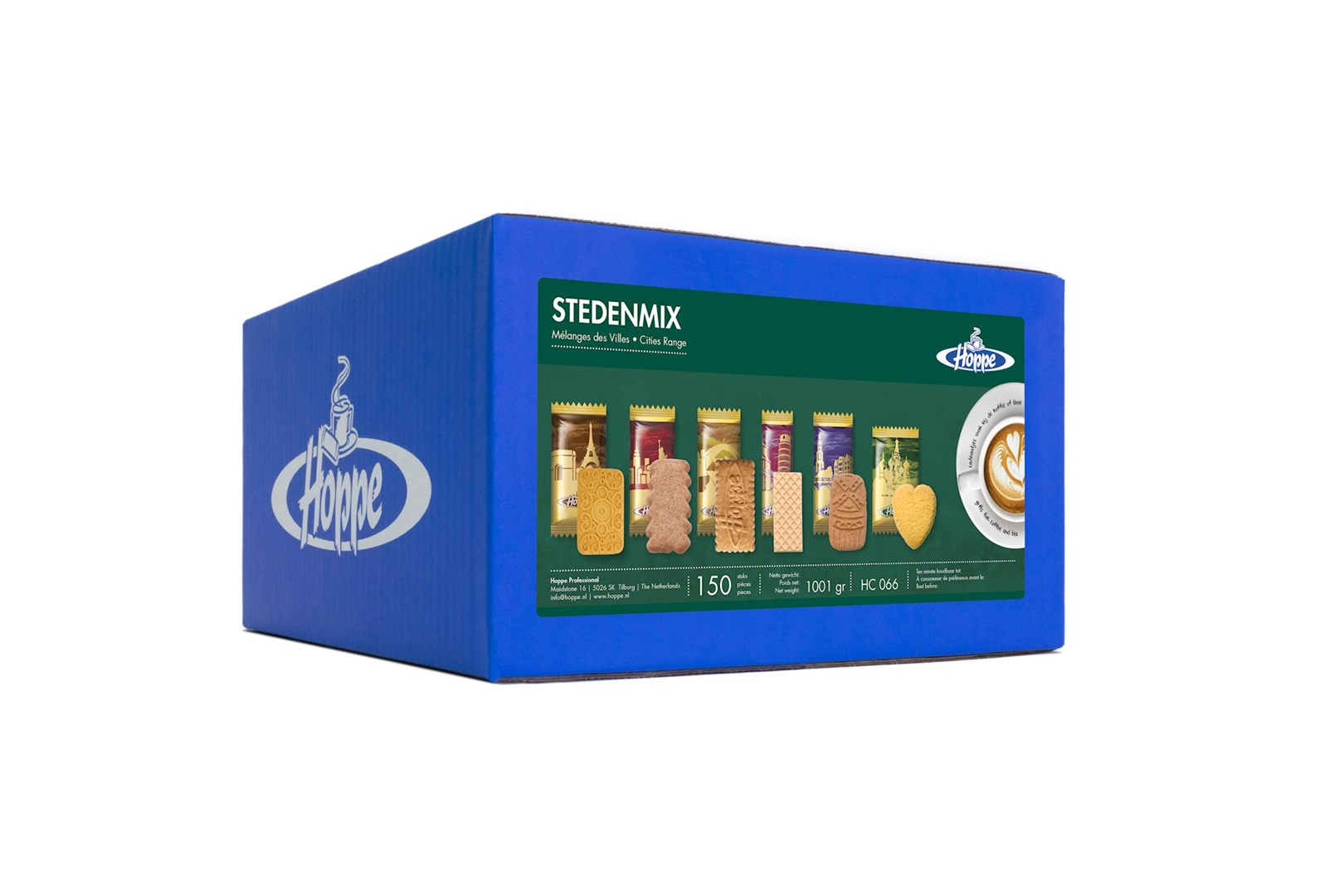Productafbeelding Stedenmix