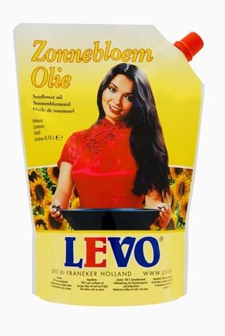 Productafbeelding Zonnebloemolie 750 ml pouch
