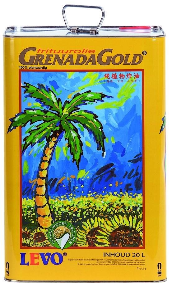 Productafbeelding Grenada Gold 20 liter blik
