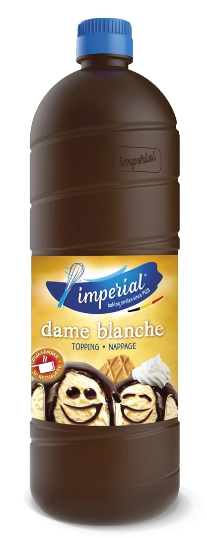 Productafbeelding Imperial Dessertsaus Dame Blanche 1 l Fles