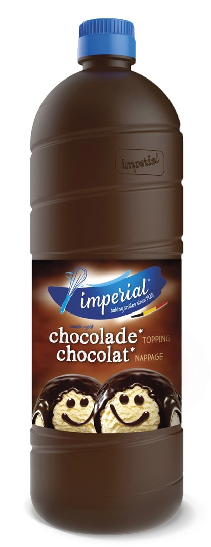 Productafbeelding Imperial Dessertsaus Chocolade 1 l Fles