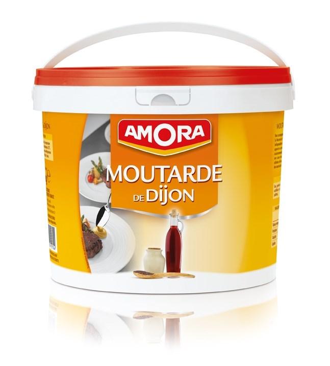Productafbeelding Amora Mosterd van Dijon 5 kg Emmer