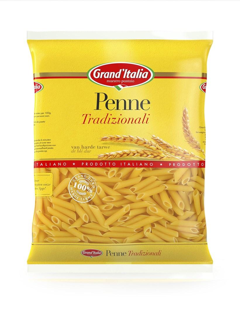 Productafbeelding Grand'Italia Pasta Penne Tradizionali 3kg Zak