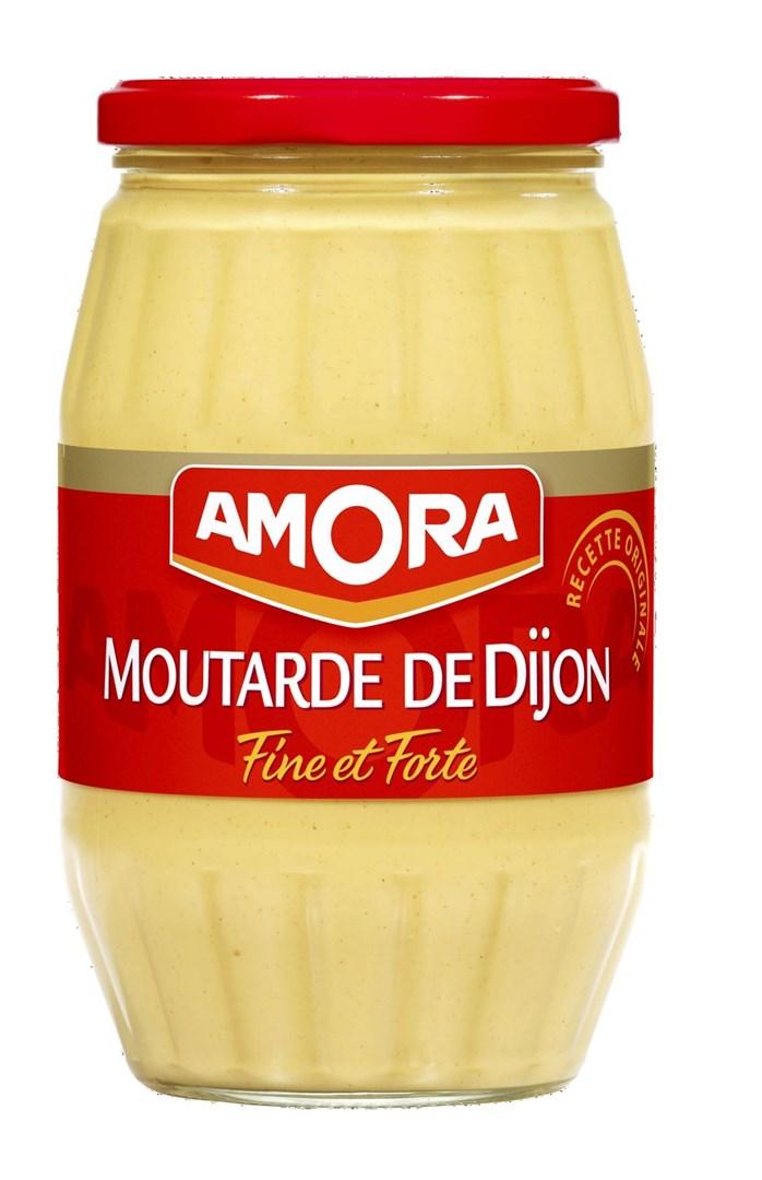 Productafbeelding Amora Mosterd de Dijon 915 g Bus