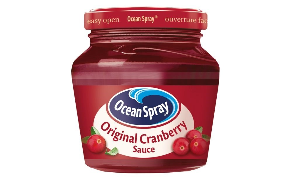 Productafbeelding Ocean Spray Sauce Original Cranberry 250 g Bus