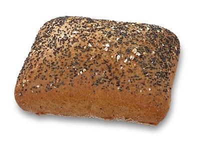 Productafbeelding Vierkant Volkorenbroodje