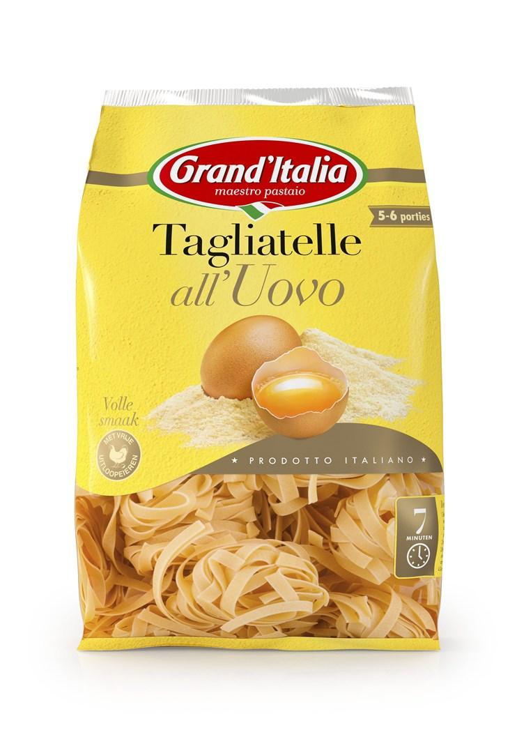 Productafbeelding Grand'Italia Pasta Tagliatelle all'Uovo 500 g Zak