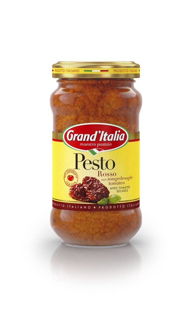 Productafbeelding Grand'Italia Pesto Rosso 185 g Bus