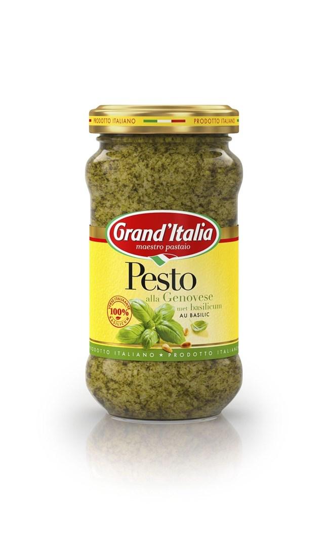 Productafbeelding Grand'Italia Pesto alla Genovese 185 g Bus