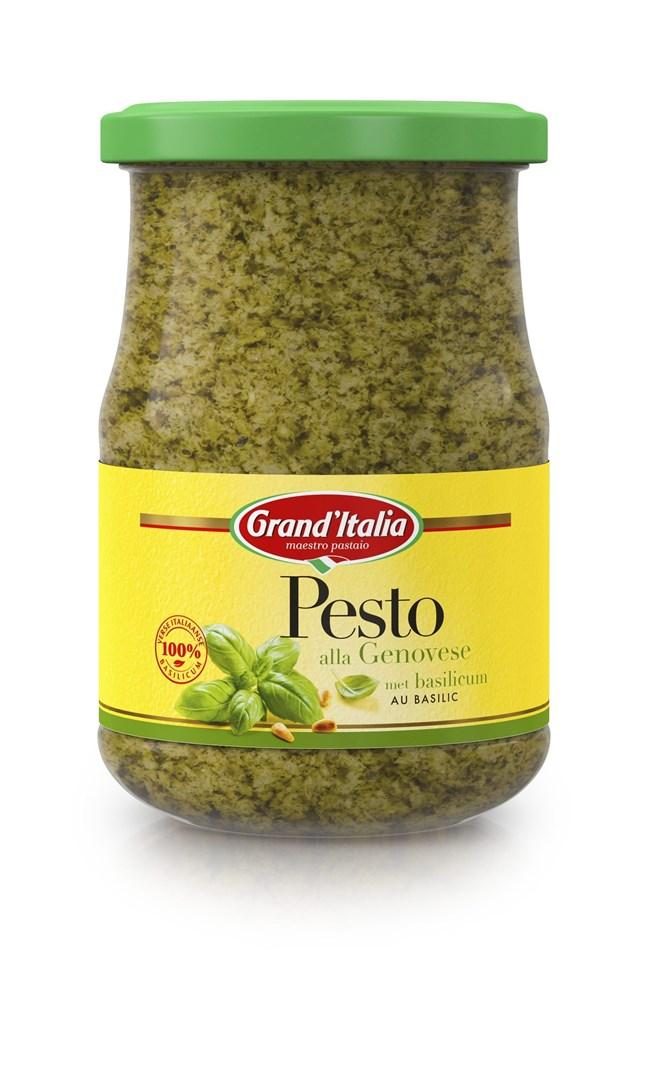 Productafbeelding Grand'Italia Pesto alla Genovese 500 g Bus