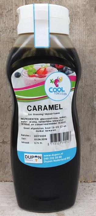 Productafbeelding Lunamil sorbetsaus caramel 1x0,75L