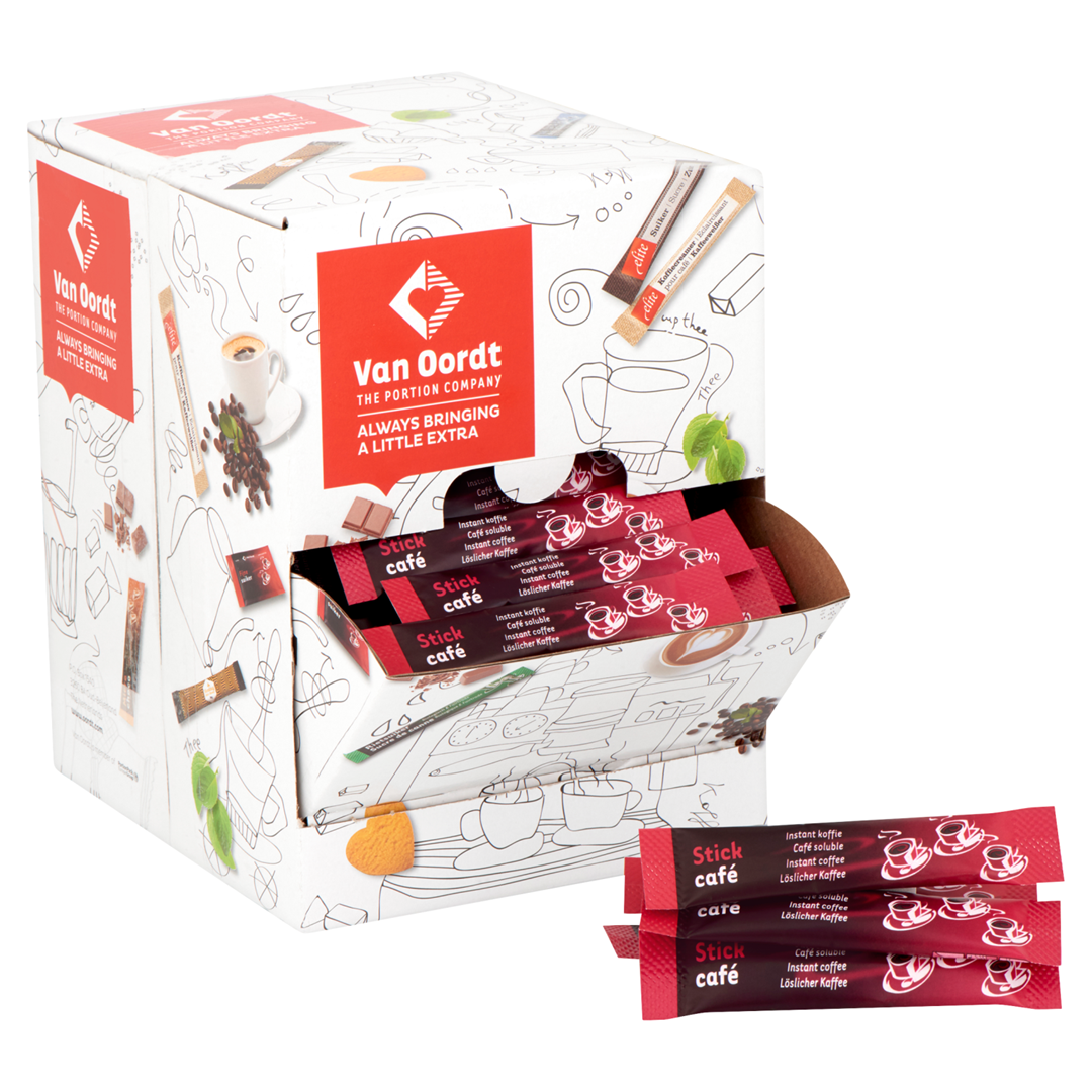 Productafbeelding Instant koffie (incafé) in stick 200x1,5g