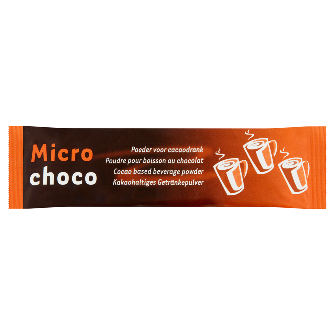 Productafbeelding Choco instant cacaopoeder in stick 100x22g