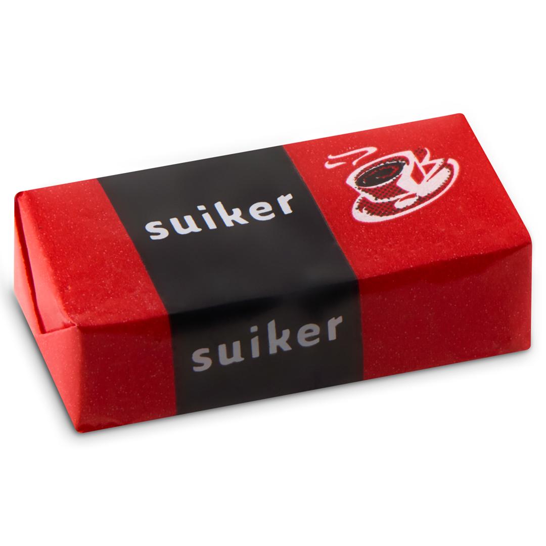 Productafbeelding Suikerklontjes in wikkel 1000x5g