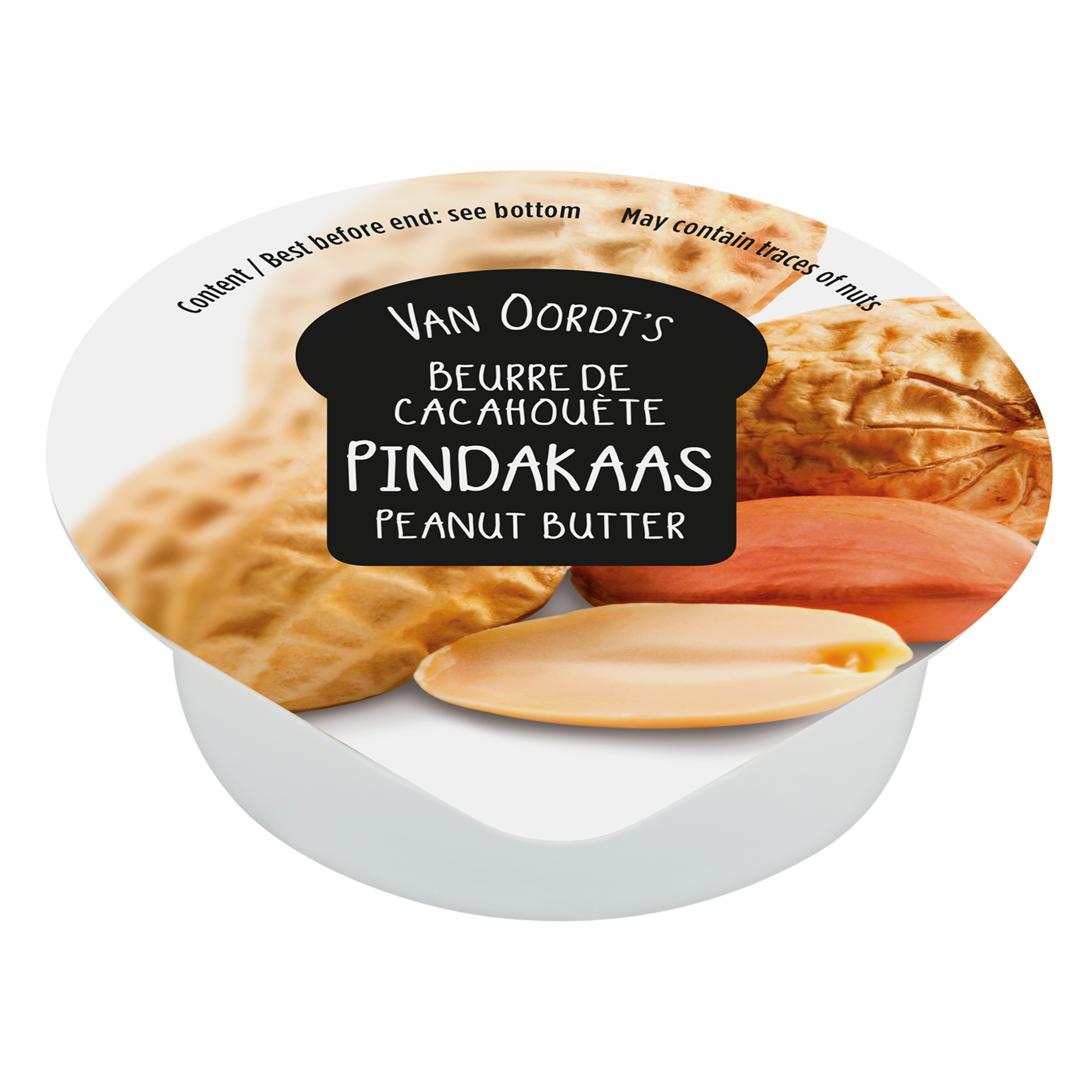Productafbeelding Pindakaas in cup 240x10g