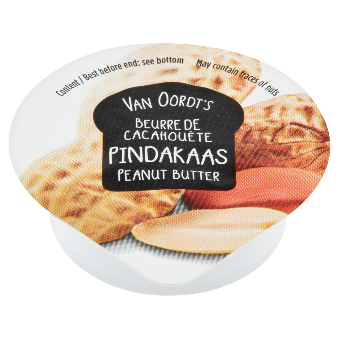Productafbeelding Pindakaas in cup 240x15g