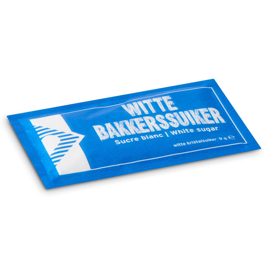 Productafbeelding Bakkerssuiker (wit) in sachet 300x9g