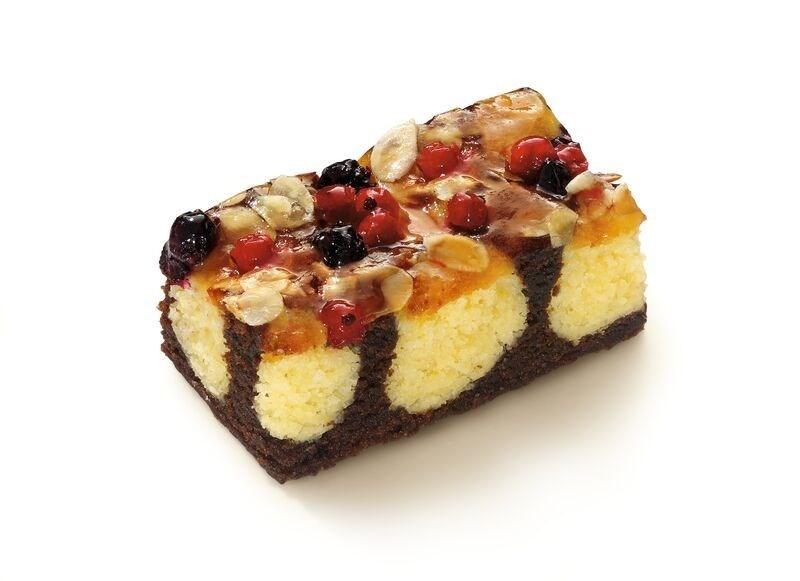 Productafbeelding B691C12 Choco bosvruchtencake