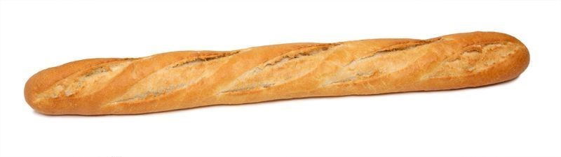Productafbeelding B18 Baguette wit 220g