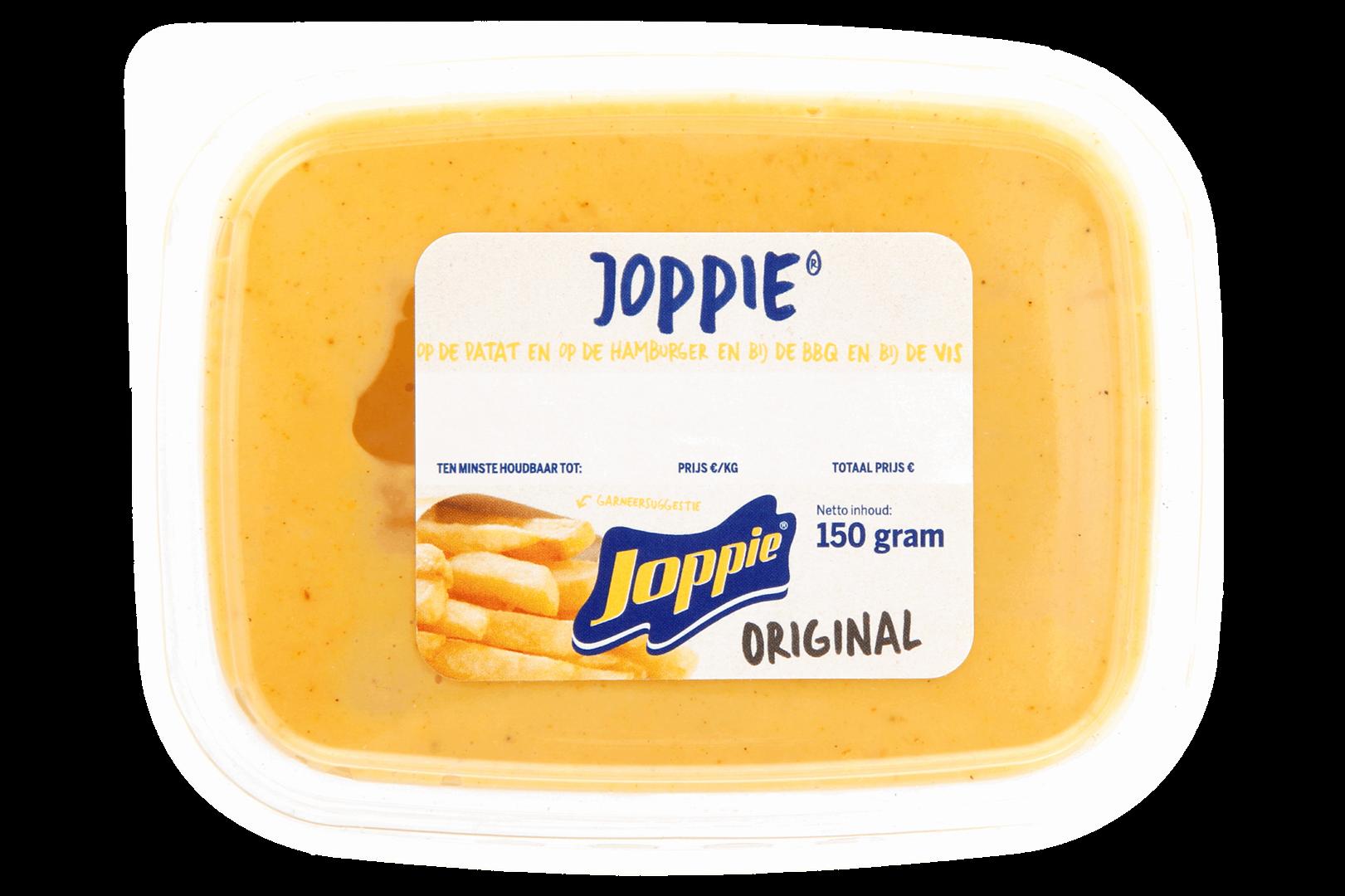 Productafbeelding Joppiesaus 150 gr