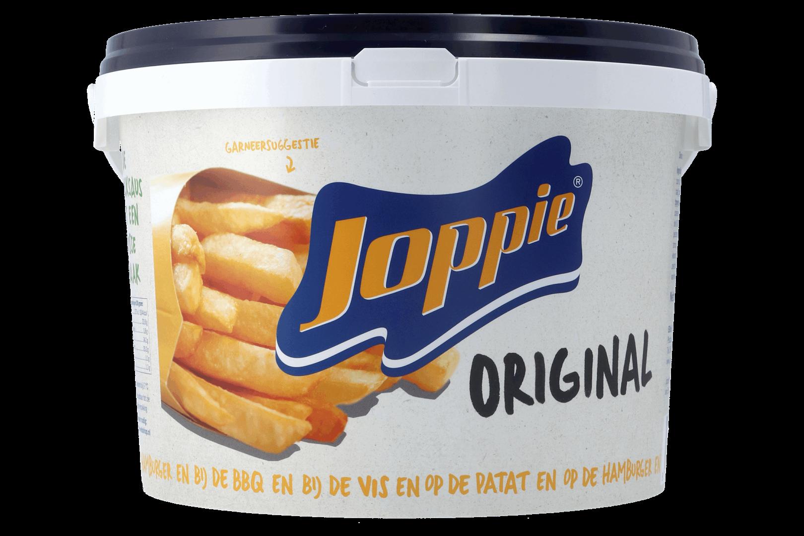 Productafbeelding Joppiesaus 5 kg
