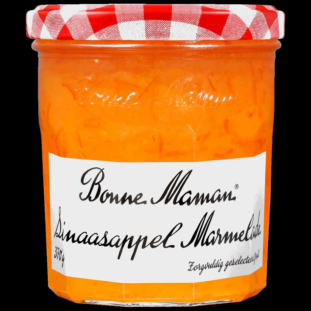 Productafbeelding Bonne Maman marmelade sinaasappel 370g pot