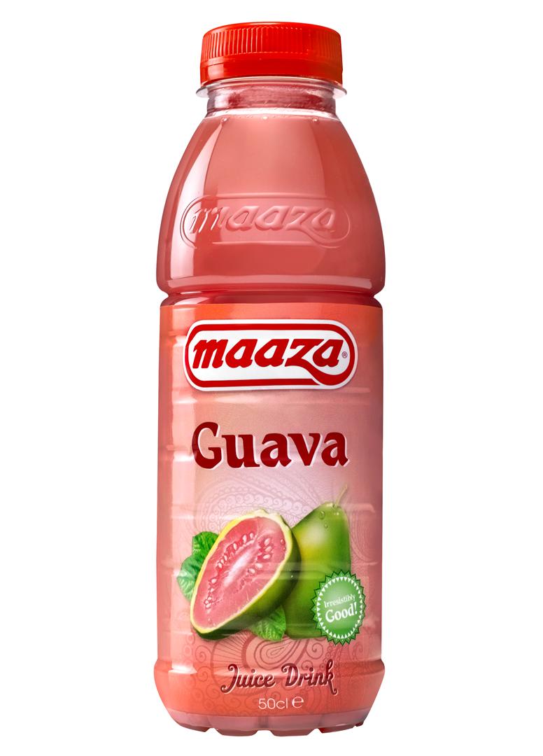 Productafbeelding Maaza juice drink guava 50cl fles
