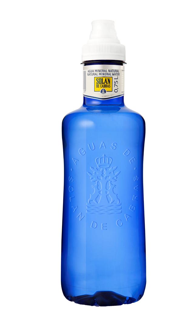 Productafbeelding Solan de Cabras mineraalwater 0,75l fles
