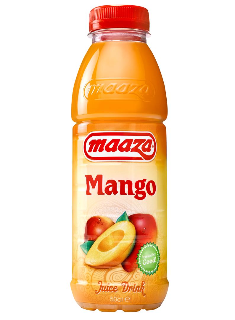 Productafbeelding Maaza juice drink mango 50cl fles