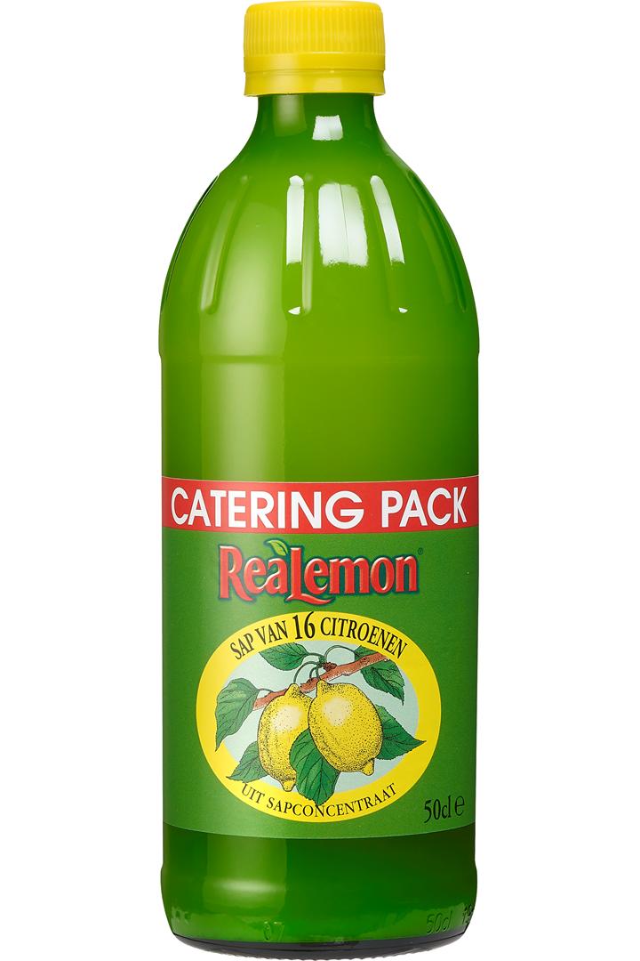Productafbeelding Realemon citroensap 50cl fles