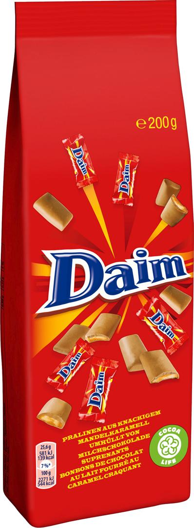 Productafbeelding Daim chocolade pralinen 200g stazak