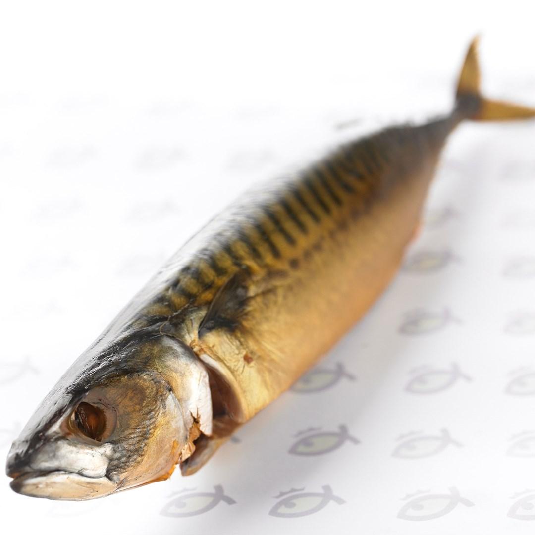 Productafbeelding Makreel, gerookt