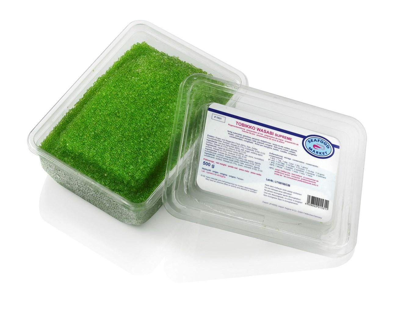 Productafbeelding Tobiko groen DV